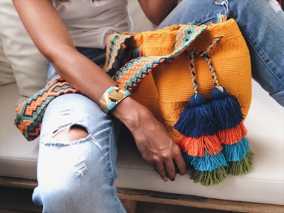 Where to find an authentic Wayuu bag in Bangkok