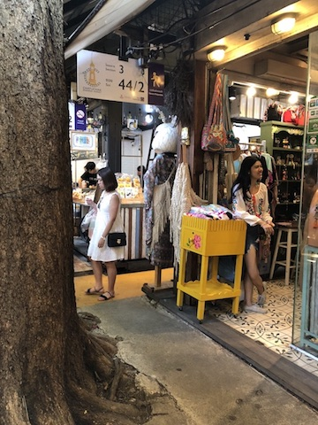 chatuchak shopping