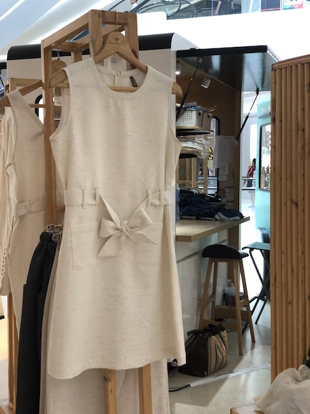 bamboo dress Taktai Bangkok