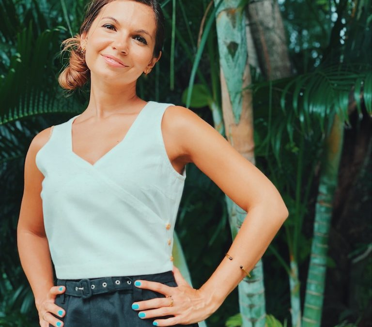 Some thoughts on sustainable fashion – and meet bamboo clothing brand Taktai!