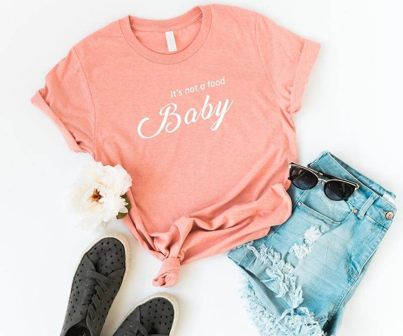 pregnancy funny tee